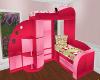 FD* Lollipop bunk beds