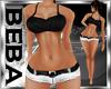 XXL Black/White Fit 2