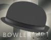 [dR] Bowler | Pewter