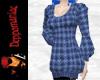 Carrie Tweed BLUE