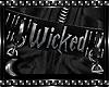 Goth Wicked Belt