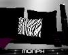 :.M.: Wall Bench Furry