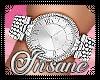 Bling Pinky Watch
