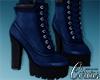 C` Blue NuBuk