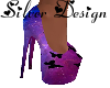 SWGalaxy Butterfly Shoes