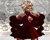 Red Rudolph Fur