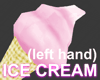 Ice Cream left hand (M)