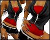 [foxi shape] Red Black !