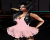 Sexy Pink Tutu Dress