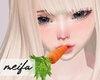 🌸 Kawaii Carrot Bunny