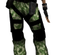 Green Armor Pant Female