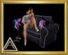 (AL)Romantic Kiss Sofa