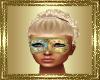 VG~ Blue & Gold  Mask