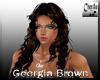 Georgia Brown Hair