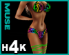 H4K RAWR Rainbow Fit
