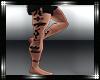 (LN)Legs Tattos Runas