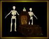 Skeletons and Gravestone