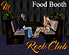 [M] Rock Club Food Booth
