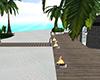 Bungalo con piscina