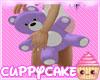 lCl Kids Lavender Bear G
