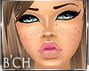 (B'CH) Anastasia head