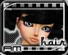 [AM] Toshie Black Hair