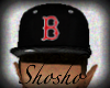 *Sho*Upwards Boston hat
