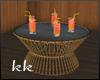[kk] Tropical Table
