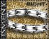 [Is] Silver Bracelet