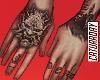 C| Hand Tats