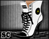 (Sc) White Converse