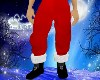 Santa Pants + Boots