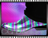 VINs Plaid Boots 1