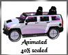 Kids Animated Jeep 40%