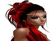 red heat hair