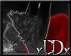 xIDx Black Fox Leg Tufts