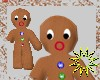 Handless Gingerbread man