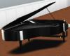 glossy piano