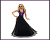 Purple Majestic Gown