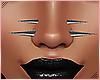 ♕ Nose Spike