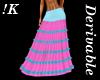 !K! Delure Boho Skirt
