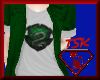 (TRSK) Slytherin top F