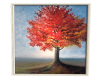 Fall Floor Painting