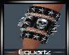 Skull Bracers R