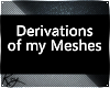 Derivations Sign