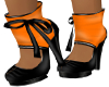 Pumpkin Dolly Coll Shoes
