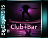 [BD]Club+Bar
