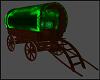 Gypsy Wagon Green