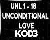 Kl Unconditional Love