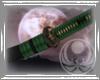 夜 Emerald Tanto